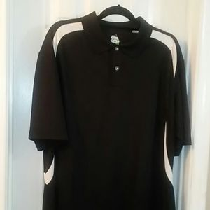 Callaway X Series men's black shirt XL